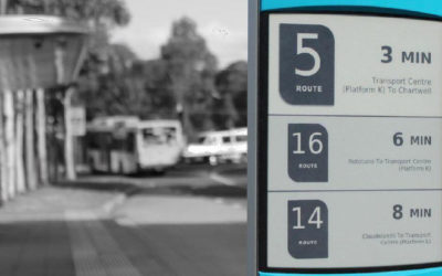 Smart City: i display E-Ink nel trasporto pubblico