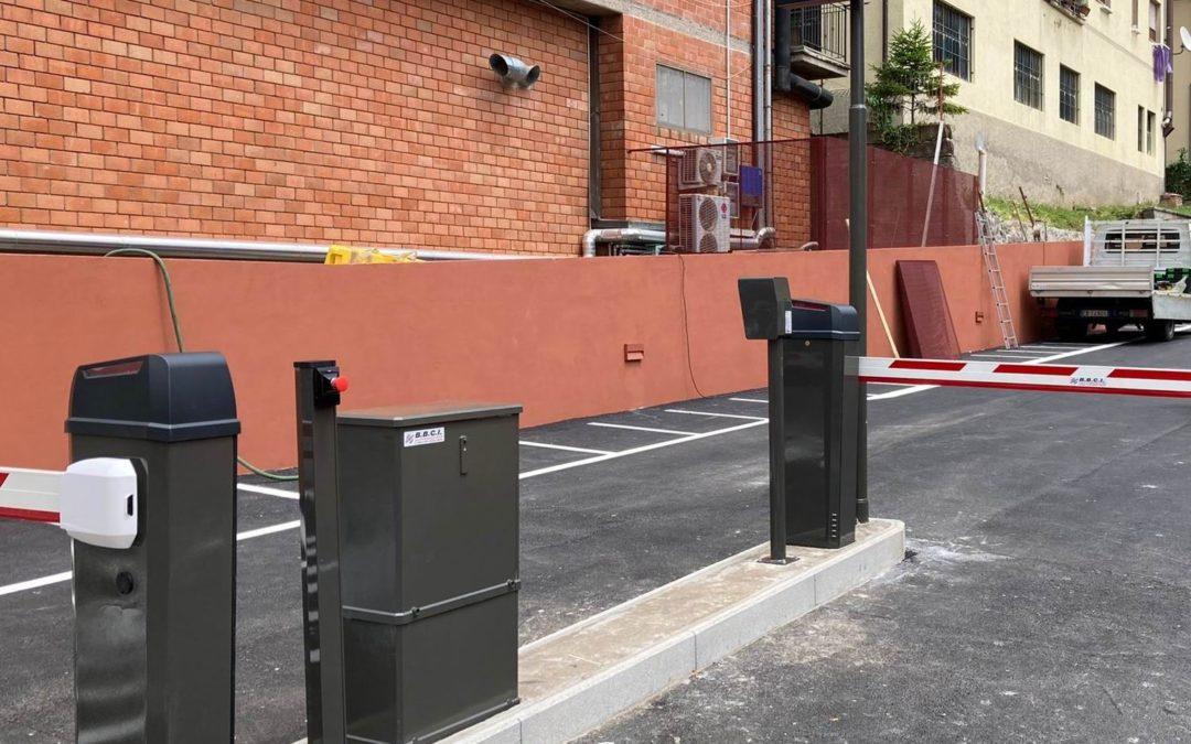 Display Parcheggio Coop